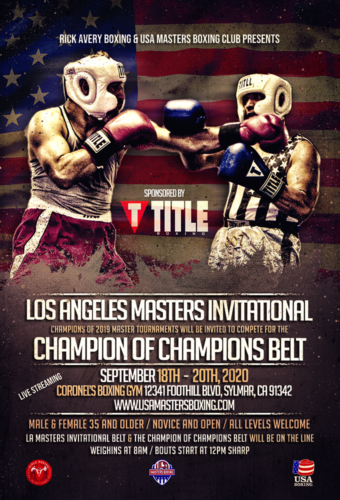 Los Angeles Masters Invitational Entry Fee