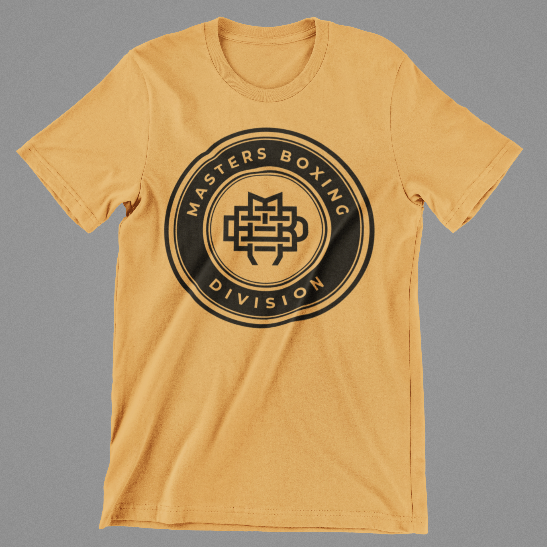 Masters Boxing Division Vintage Mustard