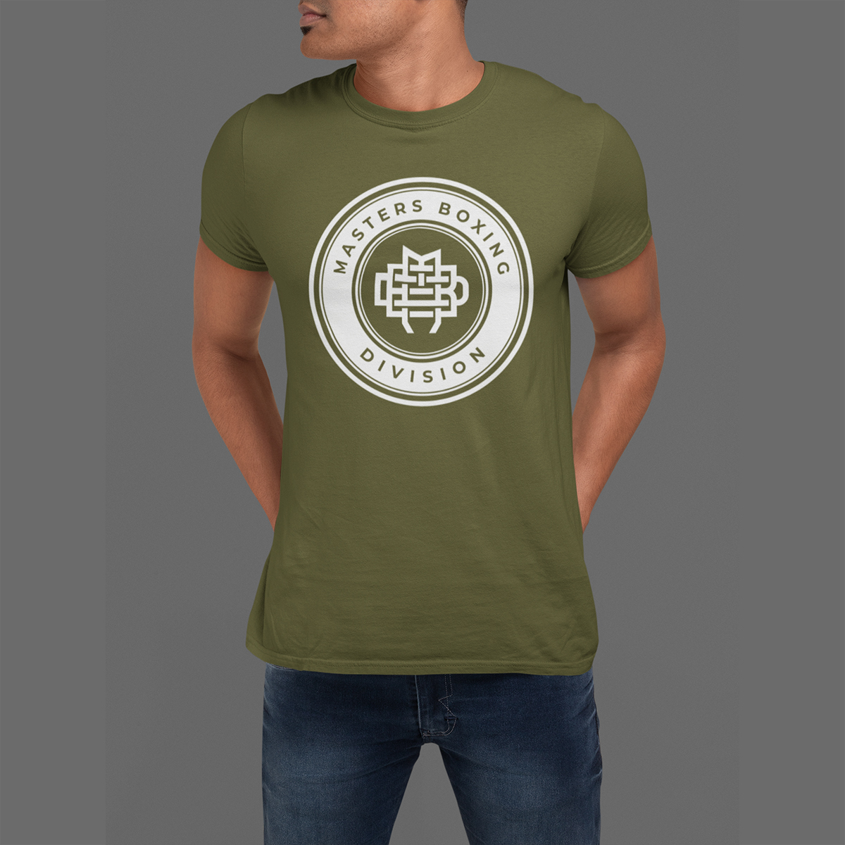 Masters Boxing Division Army Green